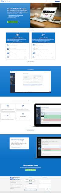 WebChangeDetector Screenshot